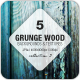 Grunge Wood Backgrounds - Collection 3 - GraphicRiver Item for Sale