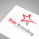 Star Branding Logo Template - GraphicRiver Item for Sale