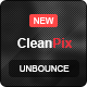 CleanPix - Unbounce Template - ThemeForest Item for Sale