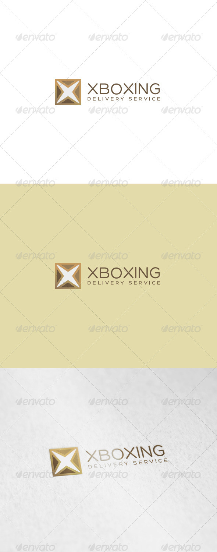 GraphicRiver Xboxing Logo 7094601