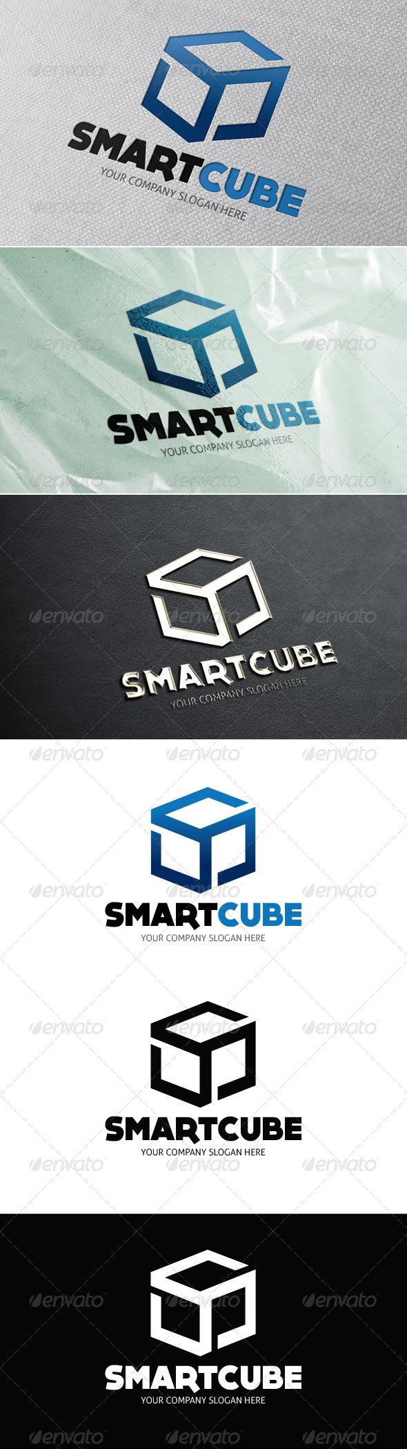 GraphicRiver Smart Cube 7094625