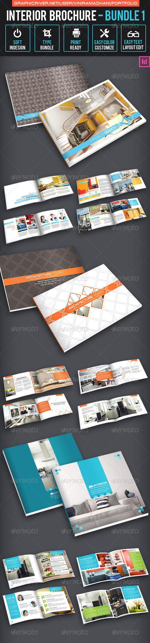GraphicRiver Interior Brochure Bundle 1 7094936