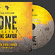 One People One Savior CD Artwork Template