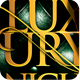 Luxury NightS Party Flyer Template PSD - GraphicRiver Item for Sale