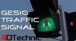 Gesig Traffic Siganl