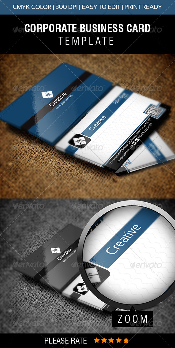 GraphicRiver Creative Business Card 7096310