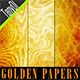Golden Papers - GraphicRiver Item for Sale