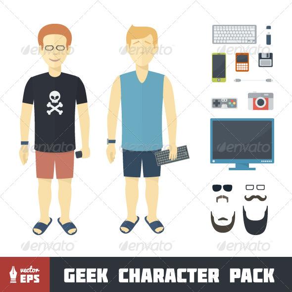 Geek Character Set