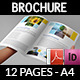 Company Brochure Template Vol.30 - 12 Pages - GraphicRiver Item for Sale