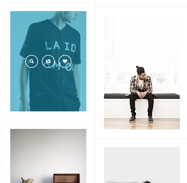 Gallery - Responsive Fullscreen Grid Theme