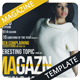 Multipurpose Magazine Template - Photoshop PSD - GraphicRiver Item for Sale