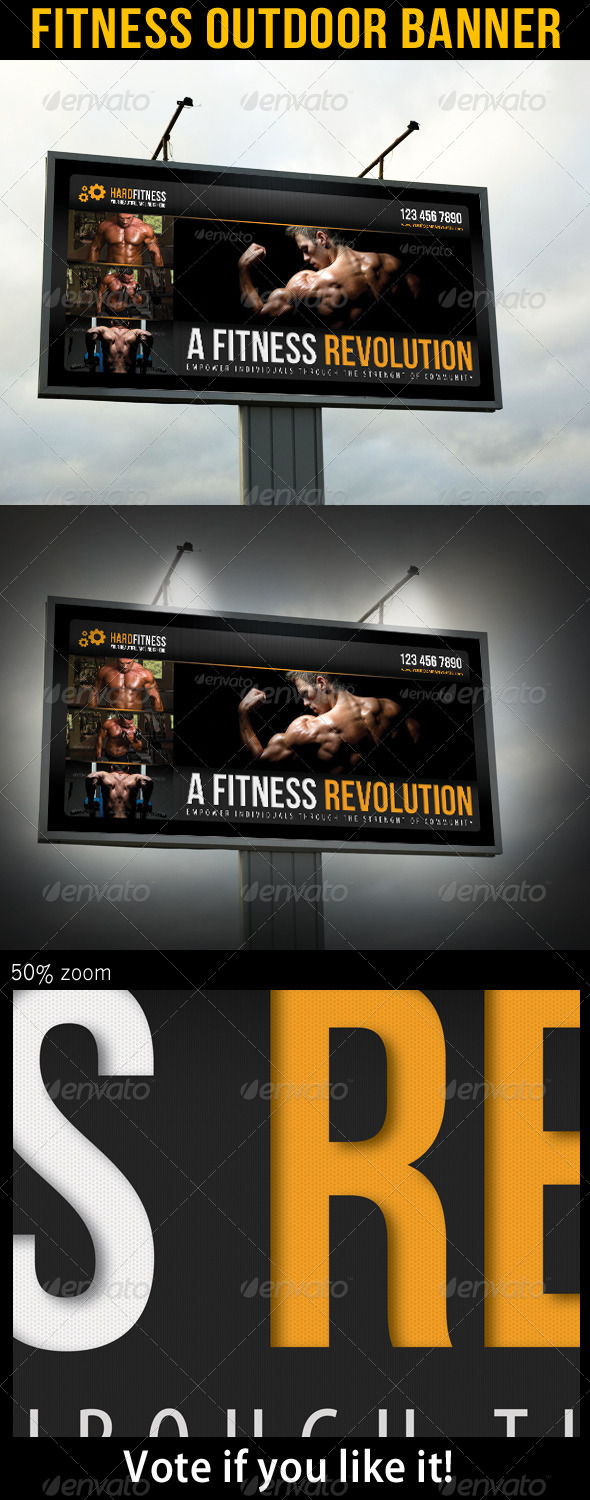 GraphicRiver Fitness Outdoor Banner 11 7101561