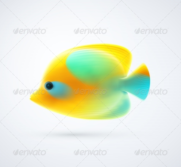 GraphicRiver Tropical Fish 7101789