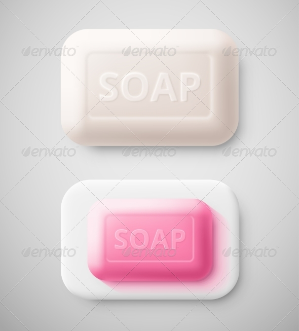 GraphicRiver Isolated Soap 7101817