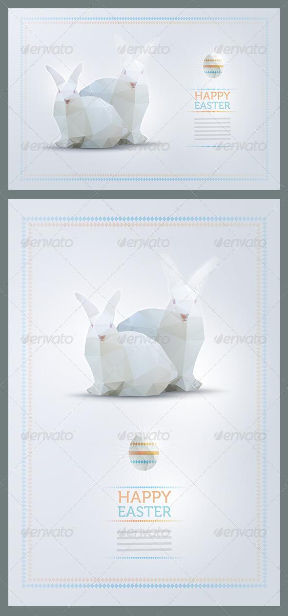GraphicRiver Easter Design 7101938
