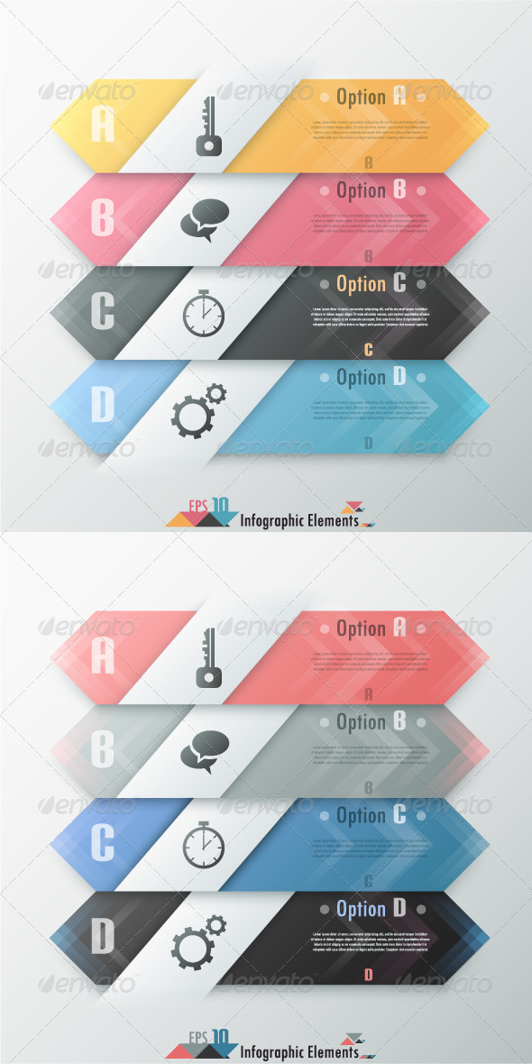 GraphicRiver Modern Infographic Options Banner Two Versions 7102620