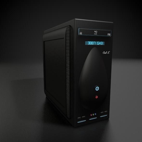 3DOcean PC Case 7102885