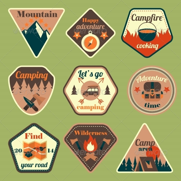 GraphicRiver Badges 7103161