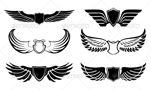 GraphicRiver Wings 7103381