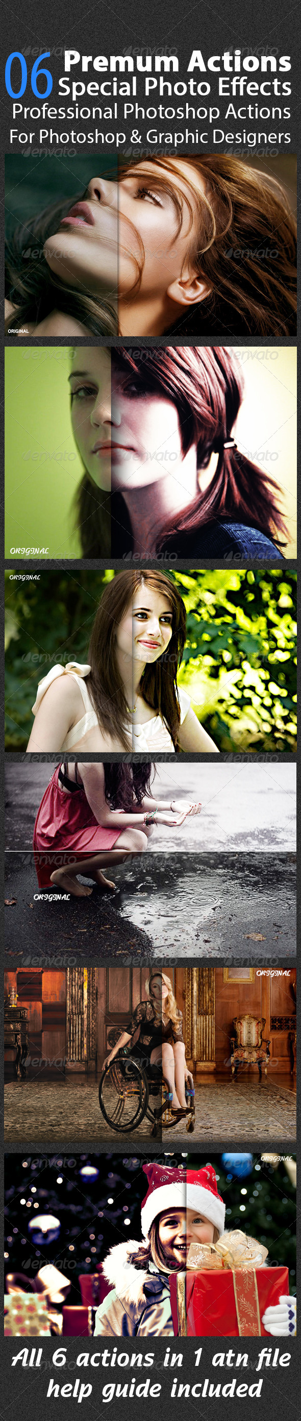 GraphicRiver Photo Action 7103420