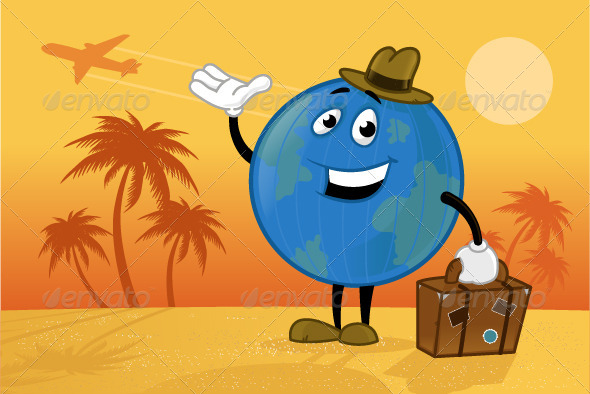 GraphicRiver World Traveler 7103511