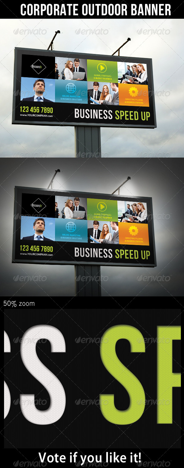 GraphicRiver Corporate Outdoor Banner 29 7103674