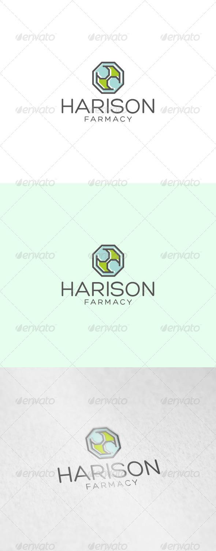 GraphicRiver Harison Logo 7103679
