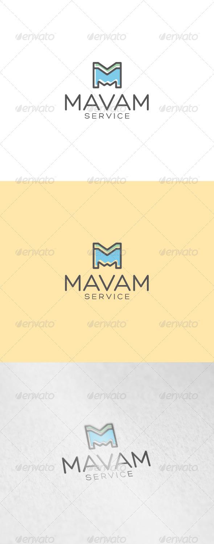 GraphicRiver Mavam Logo 7103756