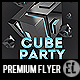 Cube Party - Premium Party Flyer - GraphicRiver Item for Sale