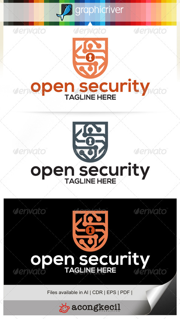 GraphicRiver Open Security V.5 7104765