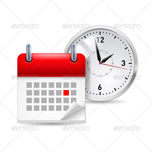 GraphicRiver Time Icon 7105242