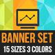 Multi Purpose Web Banner Ads - GraphicRiver Item for Sale