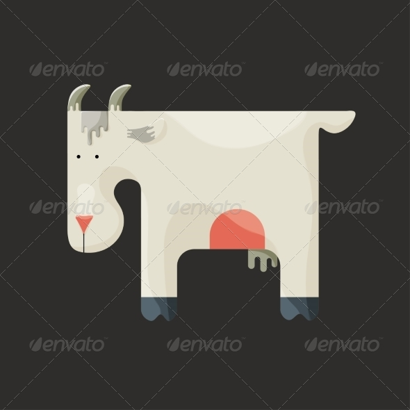 GraphicRiver Goat 7105860
