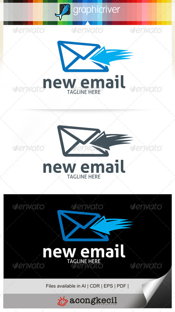 GraphicRiver New Email 7105884