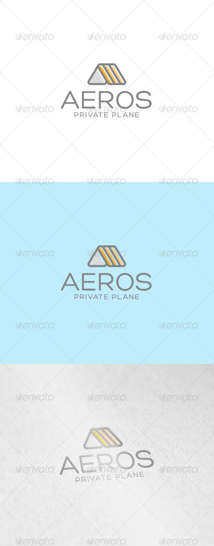 GraphicRiver Aeros Logo 7084277