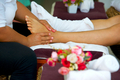 professional foot massage in salon - PhotoDune Item for Sale