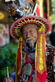 Old man in Chinese minority Naxi nationality dress - PhotoDune Item for Sale