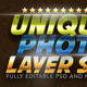 Unique Photoshop Layer Styles - GraphicRiver Item for Sale