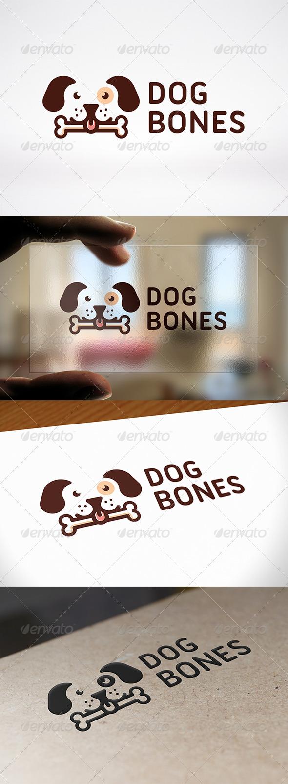 GraphicRiver Dog Logo Template 7111450