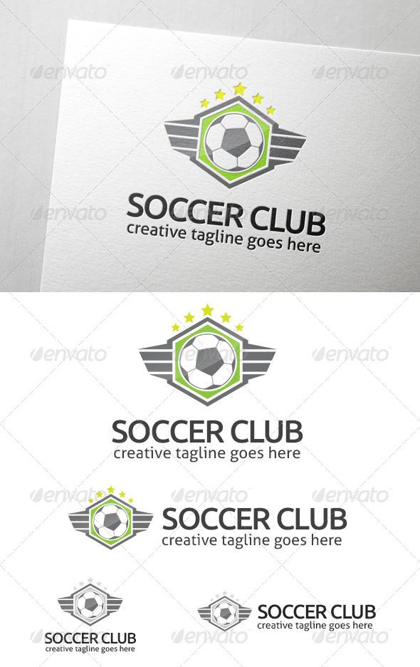 GraphicRiver Soccer Club Logo 7111651