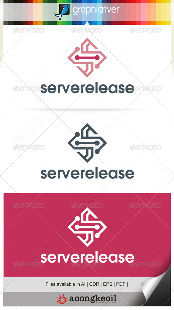 GraphicRiver Server System V.5 7111653