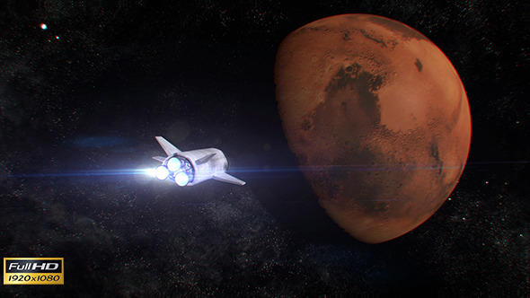 Space Mission to Mars