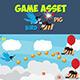 Bird Versus Pig - Game Asset