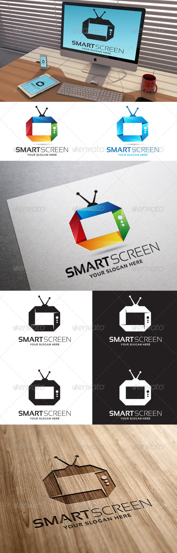 GraphicRiver Smart Screen 7113143