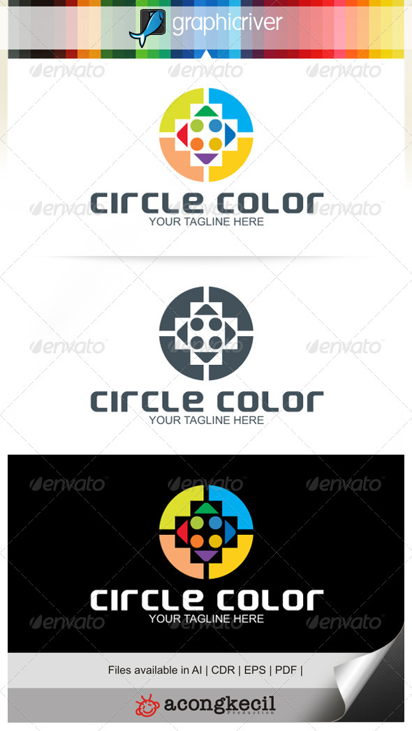 GraphicRiver Circle Color V.2 7113181
