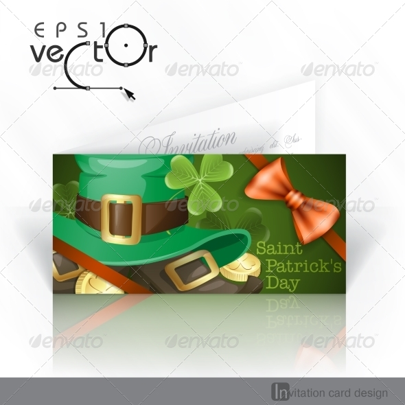 GraphicRiver St Patrick s Day Background 7113200
