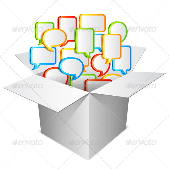 GraphicRiver Communication Concept 7113669