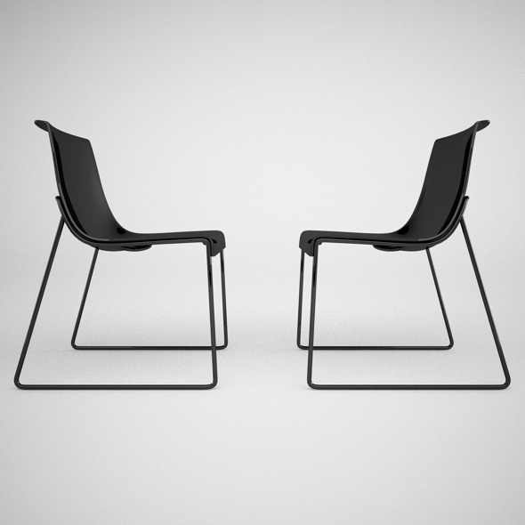 Nuvola Chair - 3DOcean Item for Sale