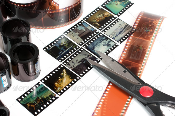 video editing - Stock Photo - Images