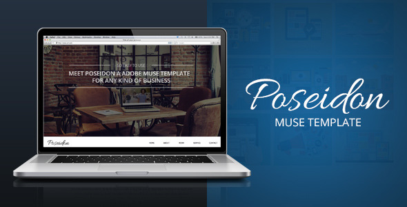 Poseidon Muse Theme